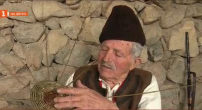 Най-възрастният майстор - кошничар