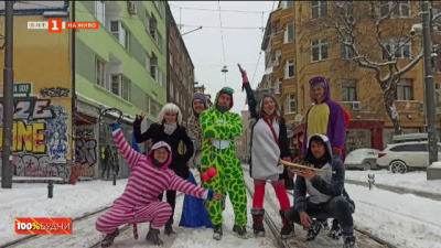 Нов цирк отвори врати в София - демонстрация на атрактивни номера в студиото