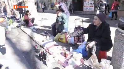 Пазарът в Бургас, където печалбата е на второ място
