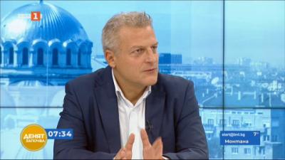 Петър Москов: КОД се явява на изборите самостоятелно