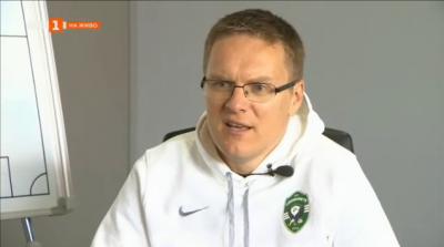 Ексклузивно интервю с литовския треньор на Лудогорец Валдас Дамбраускас