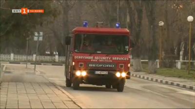 Доброволчески групи участват в потушаването на пожари в Силистренско