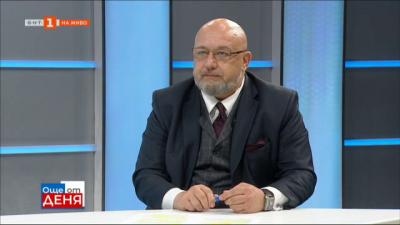 Красен Кралев: Най-важното на тези избори е европейският път за развитие на България, който е олицетворяван от ГЕРБ