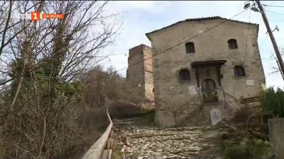Храм на чудесата в Мелник - единствената църква на Балканите, носеща името на Св. Антоний Велики