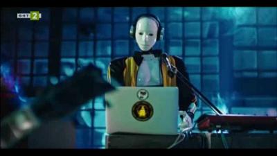 Роби Мегабайт - първият робот рок музикант