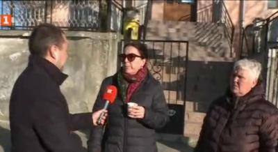 Жителите на с. Баня протестират, не искат да са част от община Обзор