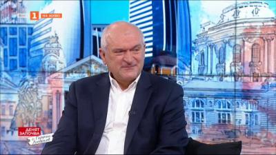 Главчев: Ние сме със самочувствието и настроението да управляваме, ако българските избиратели решат това