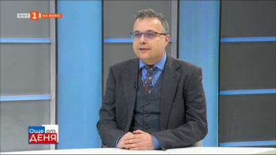 """Стоян Михалев, """"Демократична България"""": Реформа означава демонтиране на борисовата държава"""