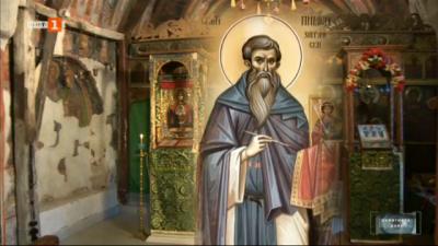 """Кой е автор на стенописите в църквата """"Св. Йоан Рилски"""" на Курилския манастир?"""