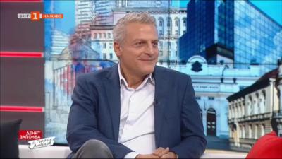 Лидерът на партия КОД: Партията защитава изконните ценности на дясното