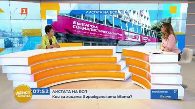 Ирена Анастасова, БСП: Ние отдавна сме готови за избори