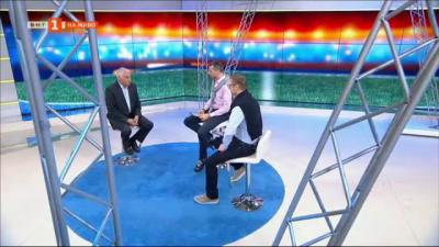 Вълна от недоволство към футболното съдийство - коментар на Костадин Гергинов