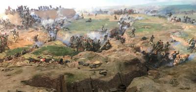 Реклама В Плевен празничният 3 март започва в Плевенската панорама