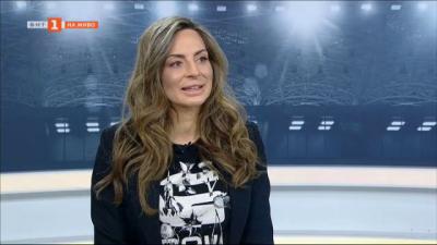 Сани Жекова в специално интервю за Арена спорт