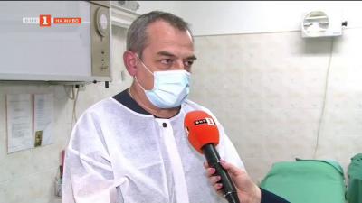 Преструктурират белодробната болница в Русе заради недостиг на легла