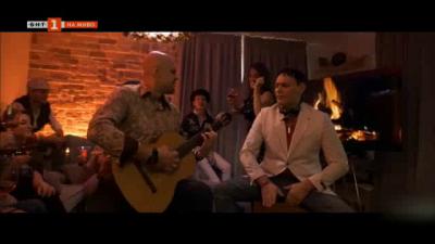 Краси Аврамов с нови хобита и ново видео, заснето в дома му