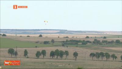 Полет с балон над Плиска