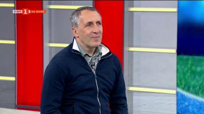 Цанко Цветанов за проблемите на българския футбол