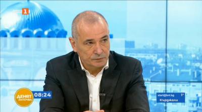 Доц. Борисов: Шансът ваксинираният да бъде разпространител е сведен до минимум