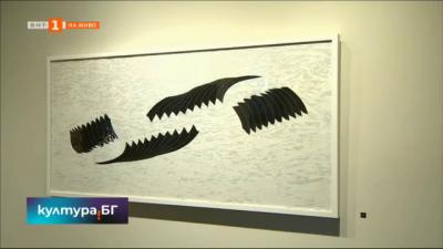 "Изложбата ""Граница на момента"" на Камен Старчев"