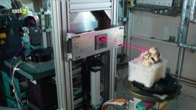 """Иновативна технология за сканиране разкрива интригуващи тайни за """"Малката стъпка"""