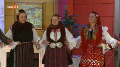 Традициите и обичаите в Пиринския край на Сирни заговезни