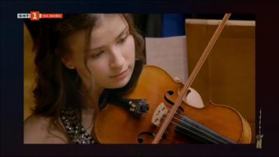 """Номинации за наградата """"Стоян Камбарев"""": Лора Маркова"""