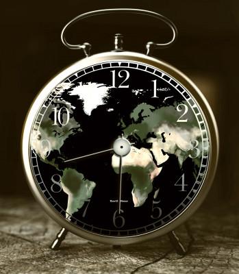 Идва Часът на Земята