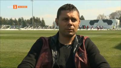 Интервю с Александър Димитров, селекционер на националния отбор (младежи)