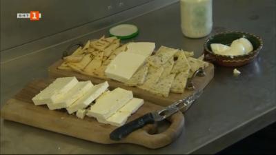 Качествено българско сирене и кашкавал