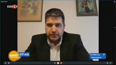 Росен Бъчваров, НАП: Над 95% от данъчните декларации се подават по електронен път