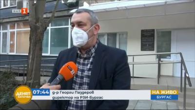 Новите по-строги мерки в Бургас вече влязоха в сила