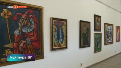 Избрани творби от колекцията на Димитър Шиндов в галерия Академика