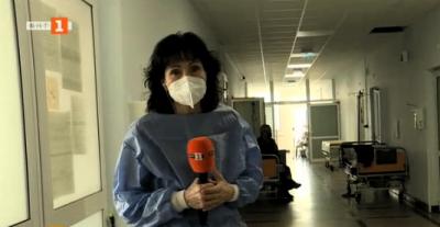 Очи в очи с пандемията, директно от Пирогов