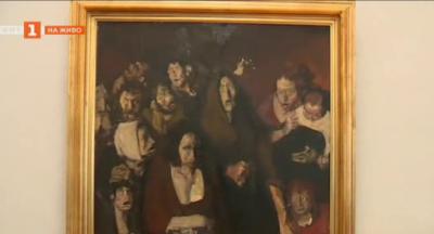 Изложба на Корнелиу Баба в Националната галерия