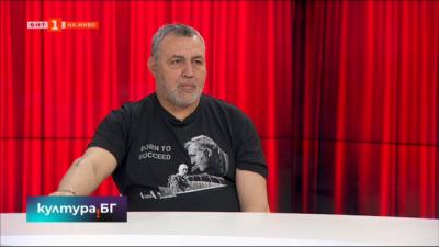 В очакване на Световния ден на театъра - разговор с Христо Мутафчиев