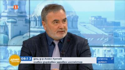 Доц. Ангел Кунчев: При нас данни за имунизиран починал няма