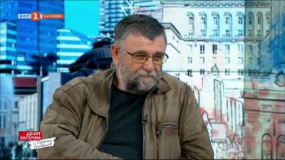 Роман от разкази: Писма от килията на смъртния - писателят Христо Стоянов в студиото на БНТ