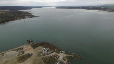 Спряха изтичането на отпадъчни води във Варненското езеро