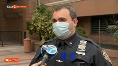 Делян Кръстев от нюйоркската полиция спаси 3-месечно бебе