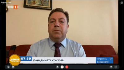 Д-р Иван Маджаров, БЛС: Ползите от ваксините са огромни, страничните ефекти са пренебрежимо малки