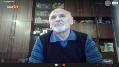Едновременно да си преподавател и студент - разговор по скайп с проф. д-р Васил Милушев