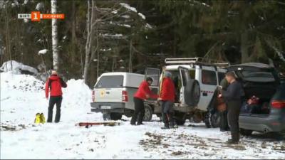 Продължава акцията по издирването на изчезналия сноубордист в Рила