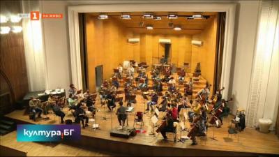 Концерт на Русенската филхармония с Максим Ешкенази и Георги Черкин