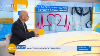 Как COVID - 19 засяга сърцето?