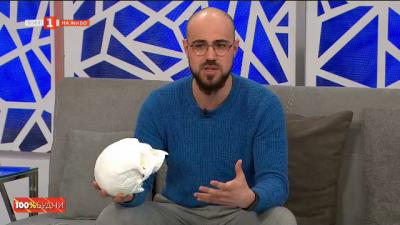 Млад лекар създава изкуствени кости за животни и хора чрез 3D-принтиране