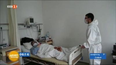 Млад лекар е доброволец в Смолянската болница