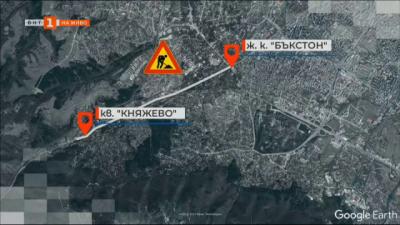 Започва ремонт на трамвайната линия на площад Македония и Цар Борис III