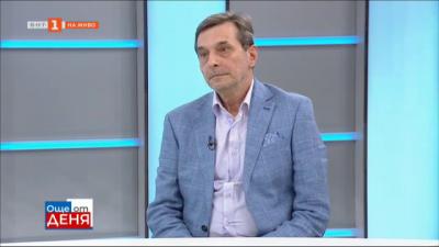 Димитър Манолов: Внасянето на Националния план за възстановяване и устойчивост не трябва да се бави