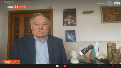 Специално интервю на Георги Иванов в Международния ден на авиацията и космонавтиката